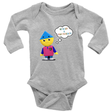 Load image into Gallery viewer, Charlie's Colorform City Short Sleeve Infant Long Sleeve Onesie