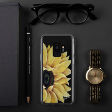 Load image into Gallery viewer, Sunflower Samsung Cell Phone Case
