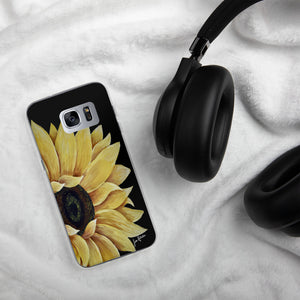 Sunflower Samsung Cell Phone Case