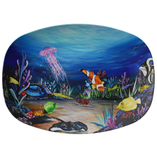 "Load image into Gallery viewer, Finding Nemo 10""x14"" Serving Platter"