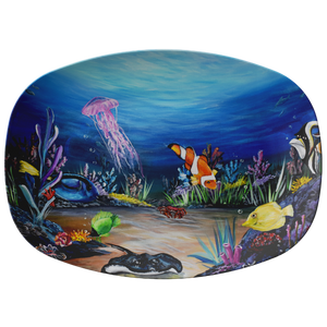"Finding Nemo 10""x14"" Serving Platter"