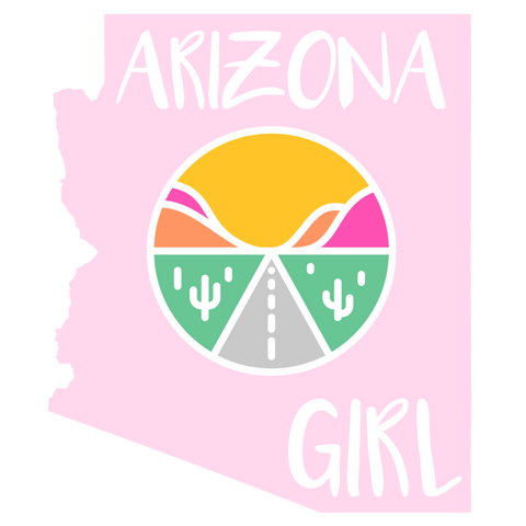 Sticker | ARIZONA GIRL