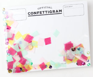 Confettigram - Birthday brights