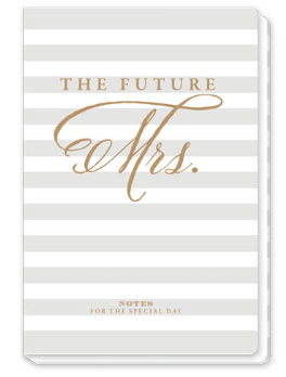 The Future Mrs Wedding Book