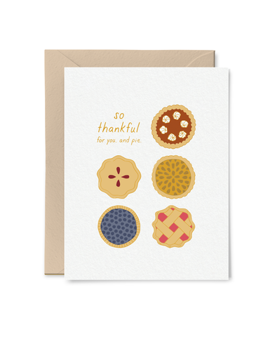 So Thankful Card