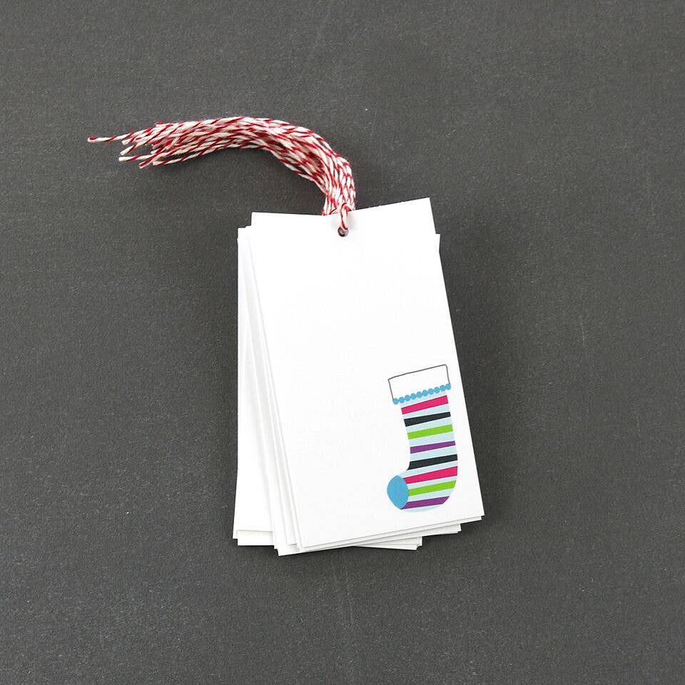 Stocking Gift Tags