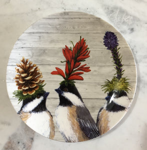 The Chickadee Sisters Appetizer Plate