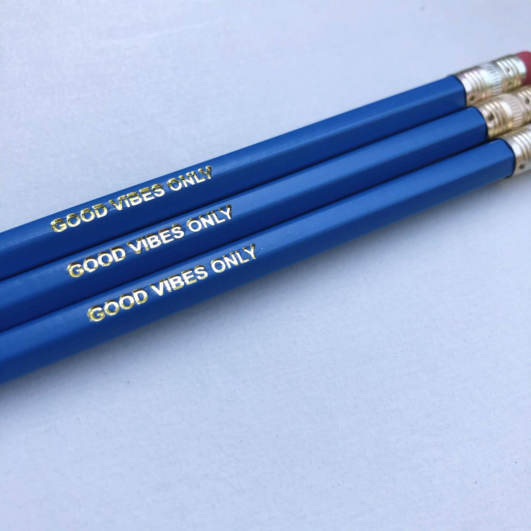 Good Vibes Only Pencil