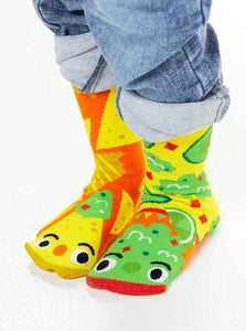 Chips & Guac | Kids Socks | Collectible Mismatched Socks