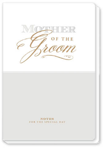 Mother of the Groom Wedding Book