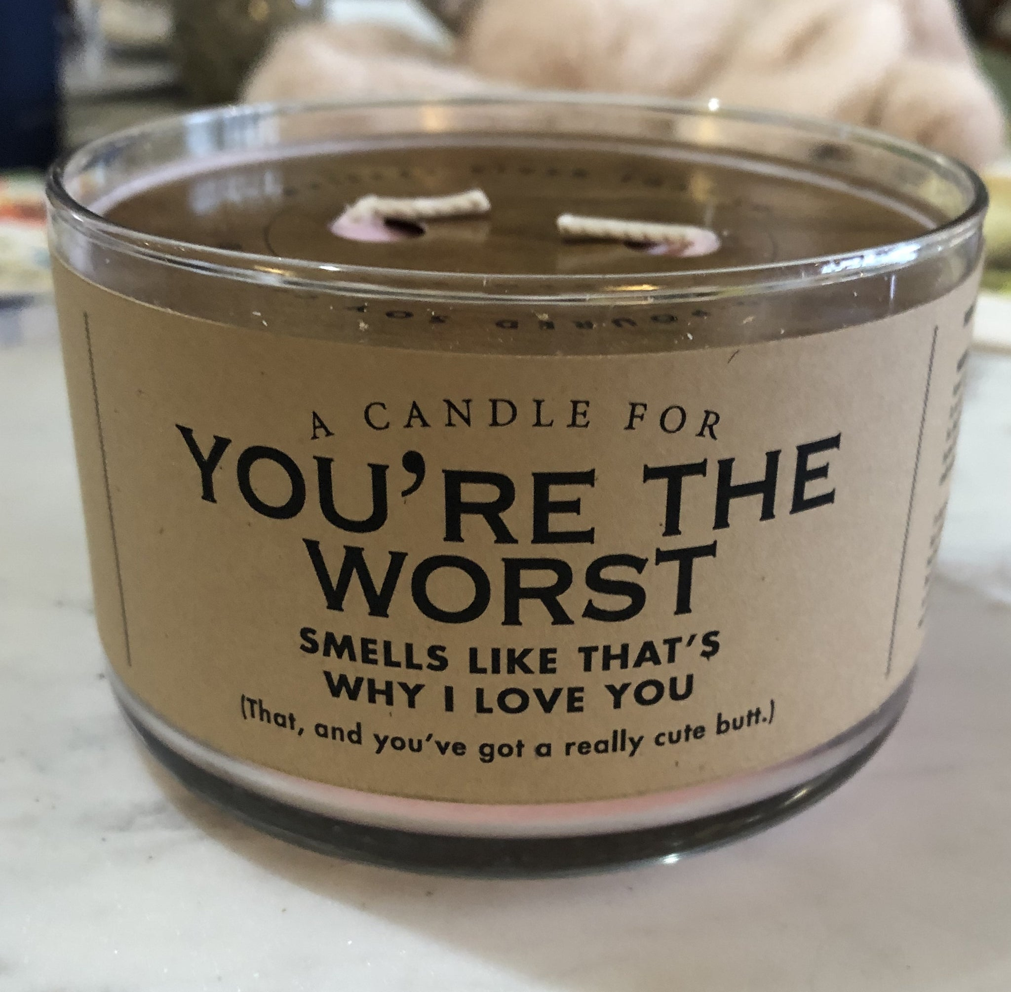 You're the Worst Candle