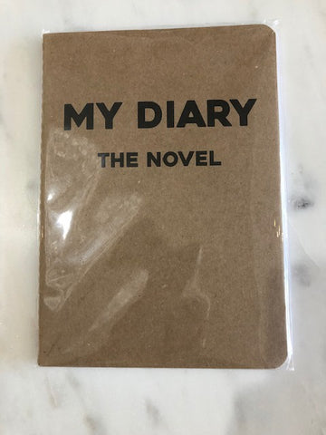 My Diary the Novel