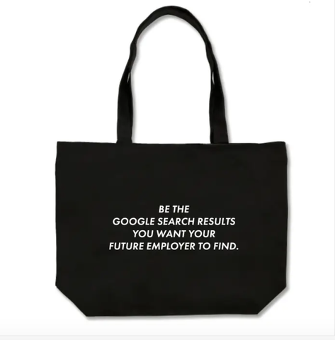 Future Employer Tote