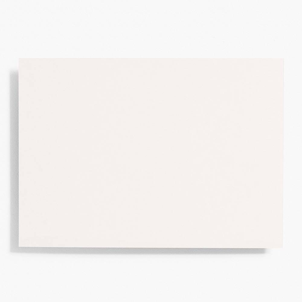 A7 Super Fine White Flat Card Pack