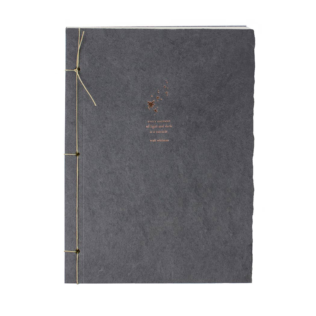 Walt Whitman Inspiration Journal