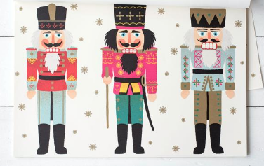 Nutcrackers Placemat