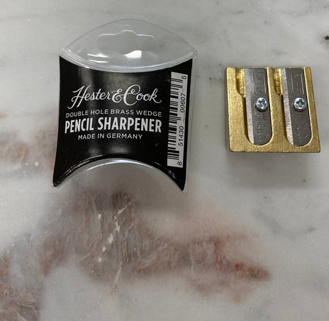 Pencil Sharpener Brass