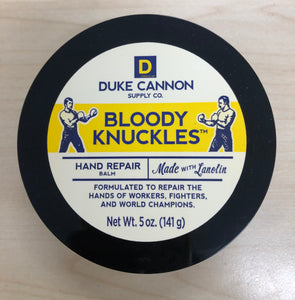 Bloody Knuckles Hand Cream