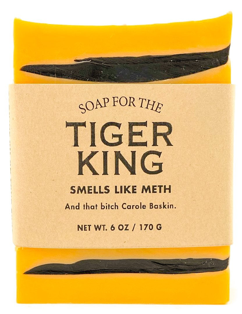 Soap for the Tiger King