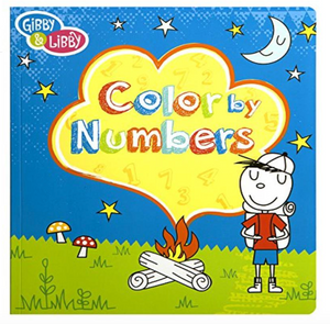 Color by Numbers Boy