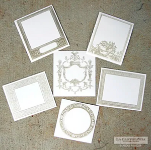 Assorted Book Plate Seals