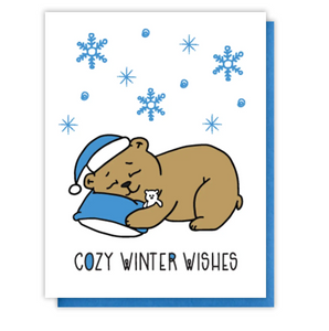 Cozy Winter Wishes