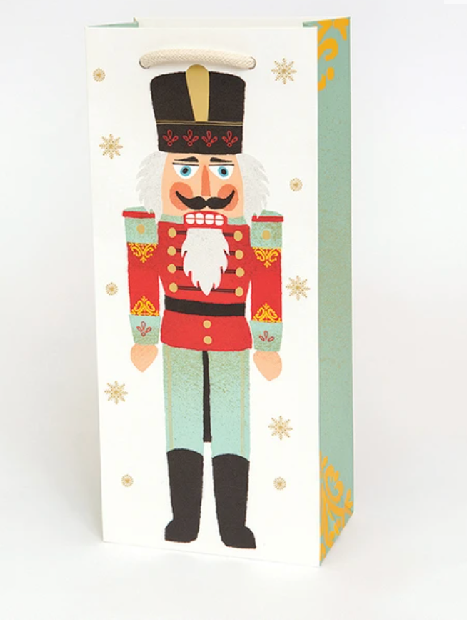 nutcracker wine bag