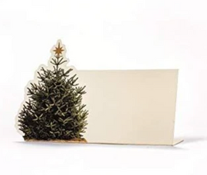 Christmas Tree Place card
