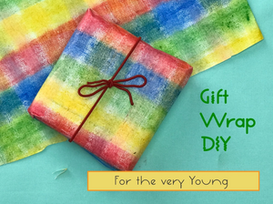NEW! Gift Wrap DIY for all children