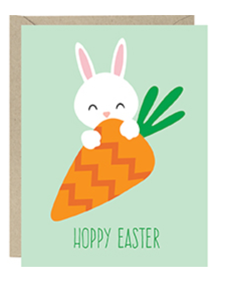 Hoppy Easter Carrot
