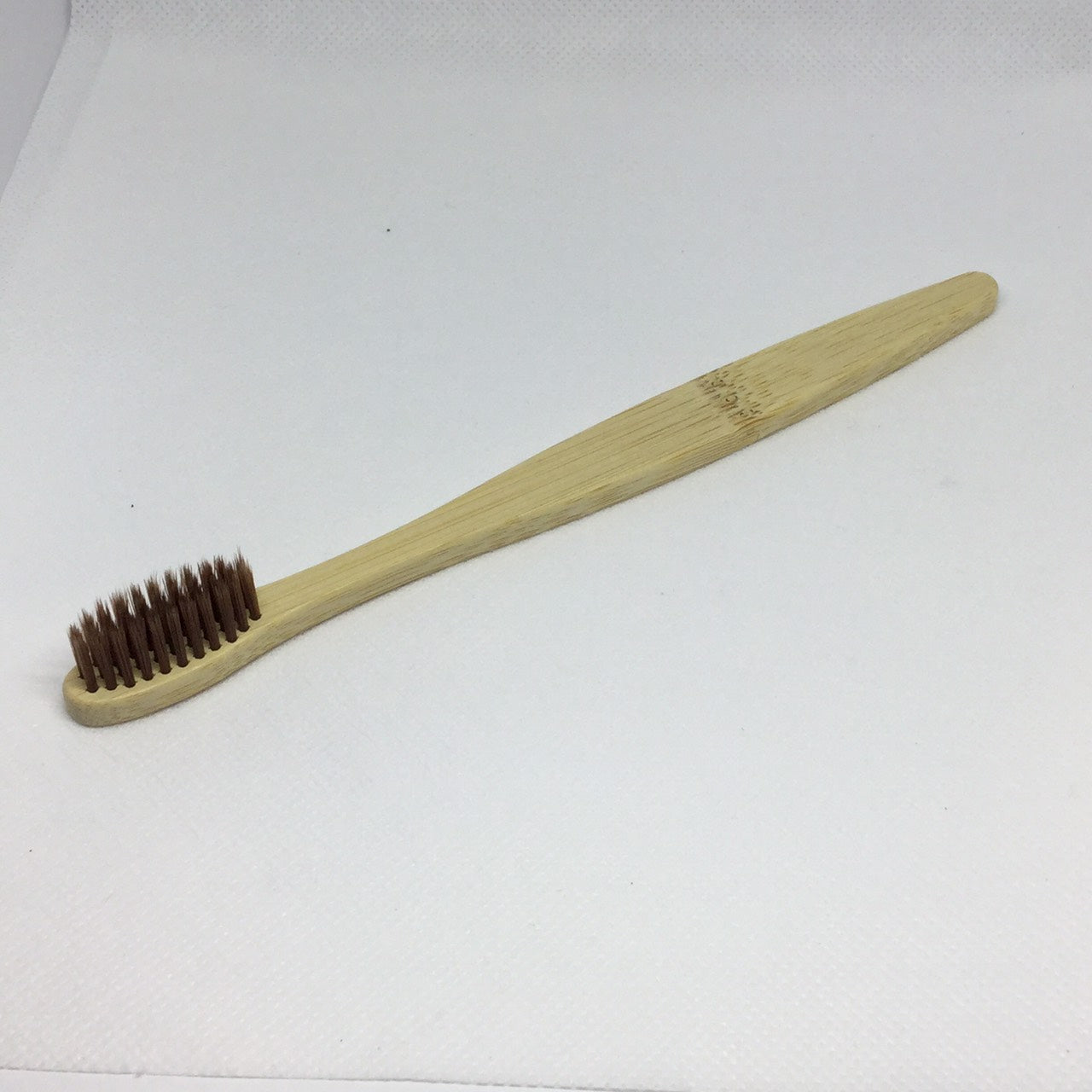 Natural Bamboo Toothbrush with Soft Charcoal Bristles - beleafgreen