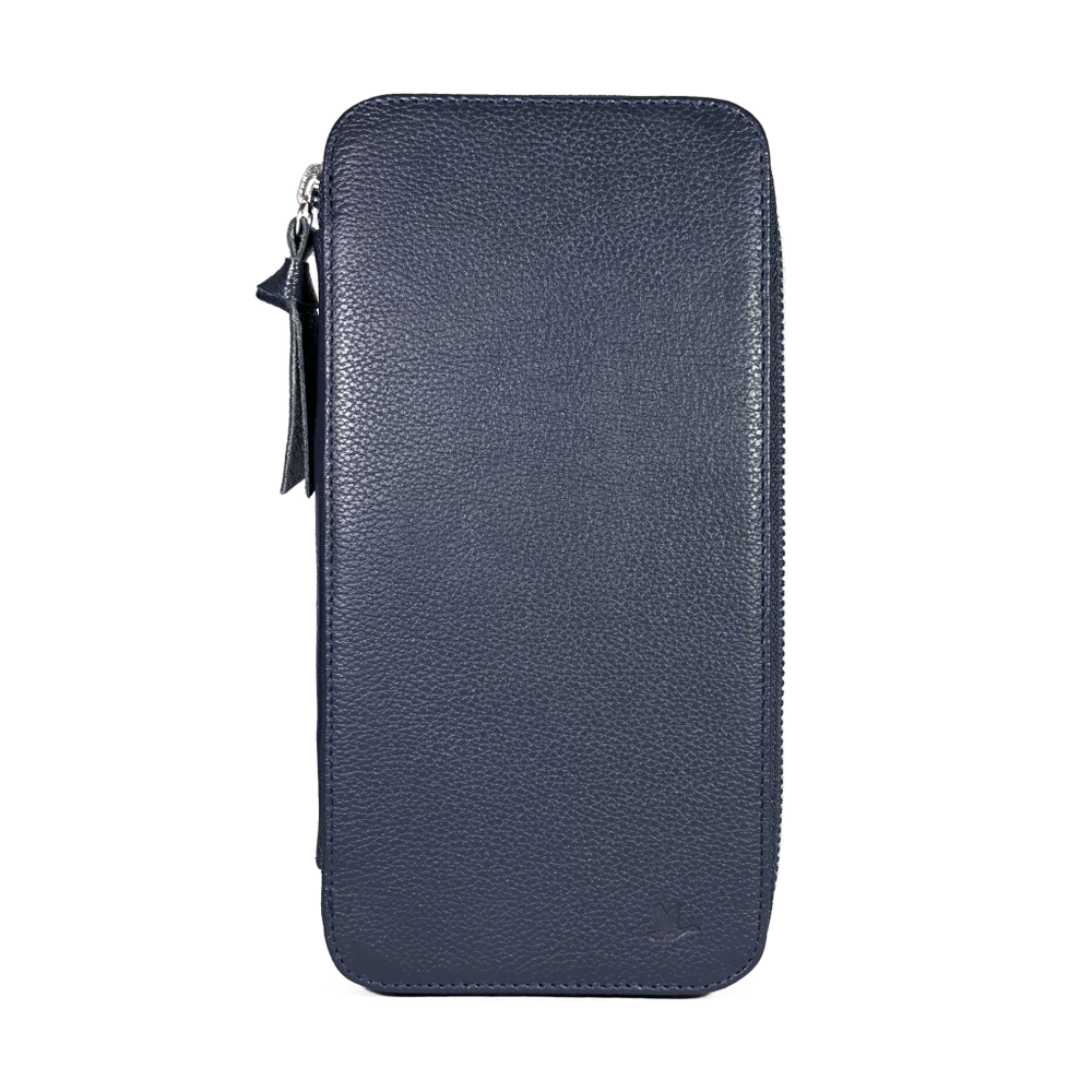 Porta Pasaportes <P>Passport Holder</p> - Blue - Passport Holder