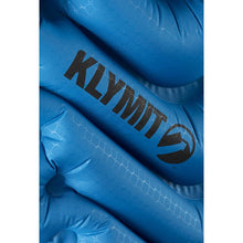 Load image into Gallery viewer, KLYMIT Static V Ultralite SL Blue Backpacker Hiker Inflatable Sleeping Pad