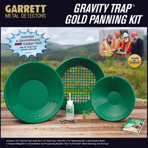 Gold Pan Kit - Garrett GMD-1651310