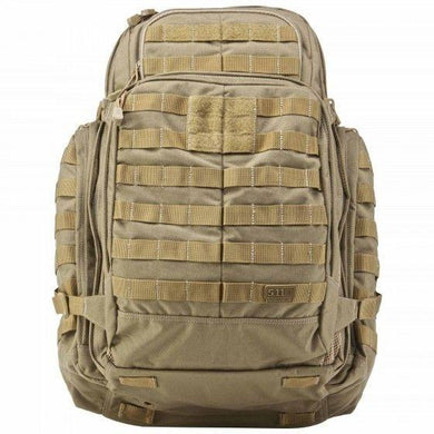 5.11 Rush 72HR Backpack Multipurpose Bag High Performance Black/Sand/Olive/Camo - Hunter Valley Tactical