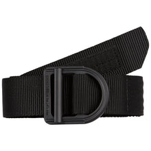 "Load image into Gallery viewer, 5.11 TRAINER BELT 1 1/2"" (019) Black 59409"