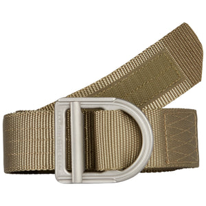 "5.11 TRAINER BELT 1 1/2"" (Mat Stainless Steel Buckle) (328) Sandstone 59409"