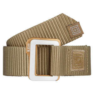 5.11 TRAVERSE DOUBLE BUCKLE BELT (328) Sandstone 59510