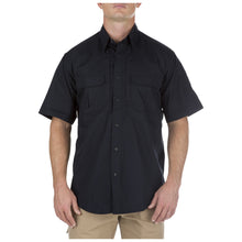 Load image into Gallery viewer, 5.11 TACLITE PRO SHIRT S/S (724) Dark Navy 71175