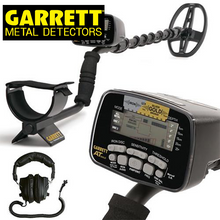 Load image into Gallery viewer, AT Gold Metal Detector GARRETT GMD-1140680