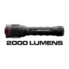 Load image into Gallery viewer, NEBO REDLINE BIG DADDY 2000 LUMENS LED WATERPROOF TORCH NE6692