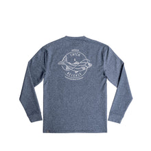 Load image into Gallery viewer, Desolve Catch and Release Sweater Blue Marl
