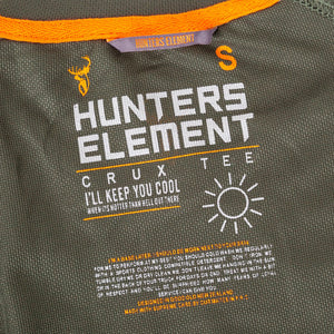 CRUX TEE - HUNTERS ELEMENT