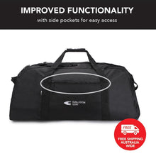 Load image into Gallery viewer, Multipurpose Black Duffel Bag Suitable for Hunting & Camping DB_600
