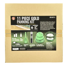 Load image into Gallery viewer, BKJ IMPORT 11 Piece Gold Panning Set GP5-KIT111