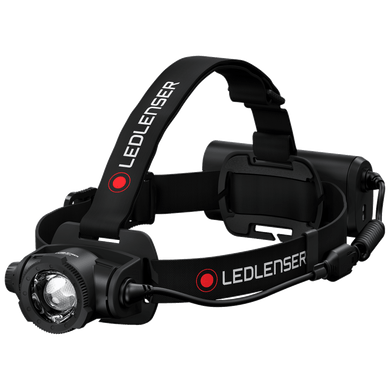 LedLenser H15R Core Head Torch