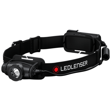 LED LENSER H5 CORE 350 LUMEN HEADLAMP BLACK 502193