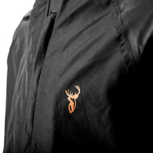 Load image into Gallery viewer, HALO JACKET (BLACK) - HUNTERS ELEMENT