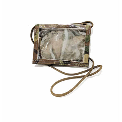 VALHALLA CORDURA Backed ID Wallet Rugged Tactical Military Grade