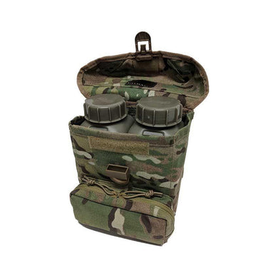 VALHALLA MOLLE MINIMI Pouch with Pocket Tactical Military Grade